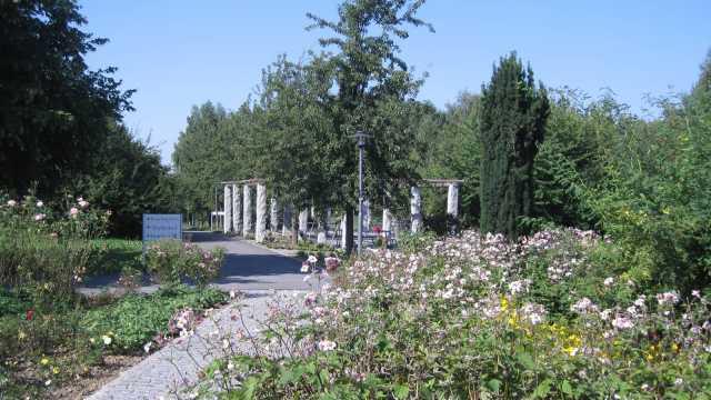Kurpark Bepflanzung