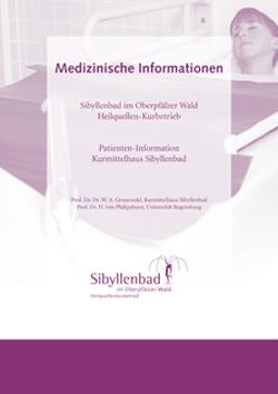 Titel Medizinische Informationen Sibyllenbad in Neualbenreuth