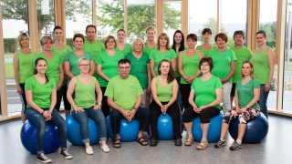 Team der medizinischen Abteilung im Sibyllenbad