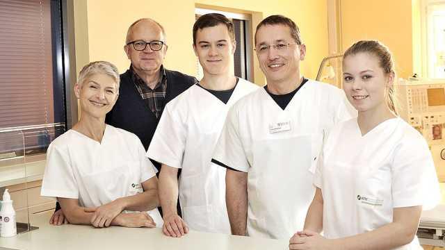 Team Dialysezentrum Tirschenreuth