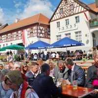 Martplatz in Neualbenreuth