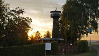 Grenzlandturm bei Neualbenreut-Sibyllenbad