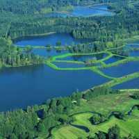Land der tausend Teiche bei Tirschenreuth im Stiftland