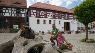 Marktplatz Neualbenreuth