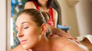 Massage im orientalischen BadeTempel