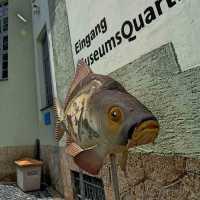 Museumsquartier Tirschenreuth Außenansicht