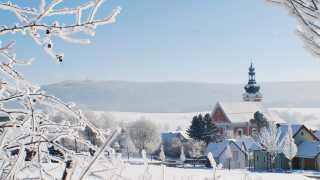 Neualbenreuth im Winter