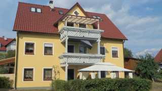 Bild Außenansicht Gästehaus Küblböck
