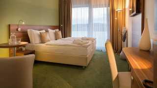 Hotelzimmer Kurhotel Pyramide Sibyllenbad in Neualbenreuth