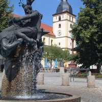 Schmiedbrunnen Mitterteich