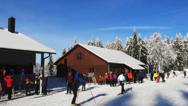 Skilanglaufzentrum Silberhütte