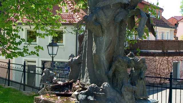 Pater Liberat Weiss Brunnen Konnersreuth
