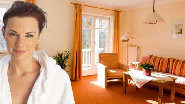 Hotelzimmer Schlosshotel Ernestgrün