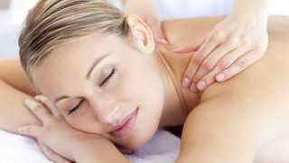 Massage im Sibyllenbad