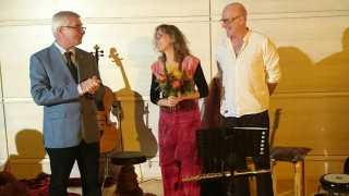 Sheherazade - orientalische Erzählkunst und Musik im Sibyllenbad