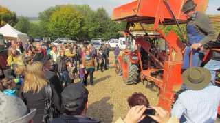 Kartoffelfest in Neualbenreut-Sibyllenbad