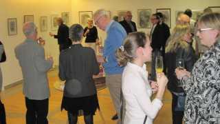 Ausstellungseröffnung im Sibyllenbad in Neualbenreuth