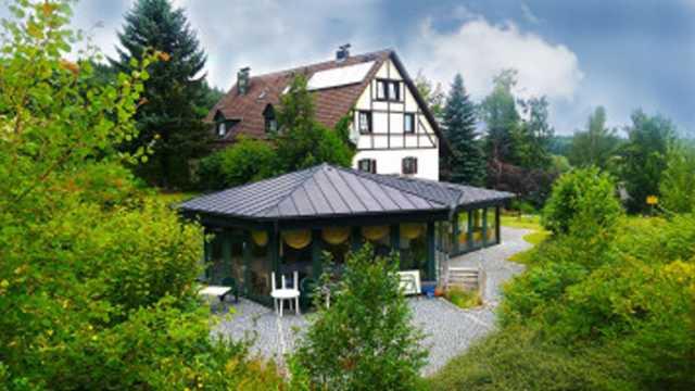 Gaststätte in Poxdorf