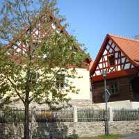 Egerländer Fachwerkhof in Neualbenreuth