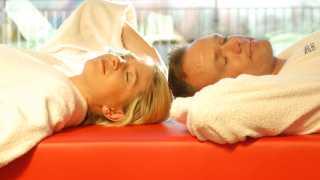 Wohlfühlen und Abschalten in der Sibyllenbader Wellnesslandschaft